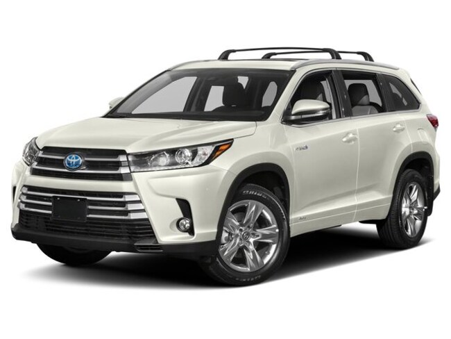 New 2019 Toyota Highlander Hybrid Hybrid Limited Platinum SUV in Oakland, CA