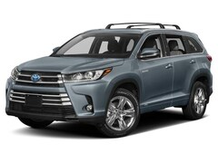 New 2019 Toyota Highlander Hybrid Limited Platinum V6 SUV for Sale in Dallas TX