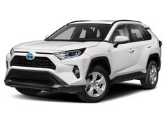 New 2019 Toyota RAV4 Hybrid XLE SUV JTMRWRFV6KD004644 For Sale in Helena, MT