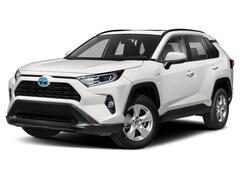 New 2019 Toyota RAV4 Hybrid XLE SUV JTMRWRFV9KD502689