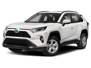New 2019 Toyota RAV4 Hybrid Hybrid XLE SUV for sale near Phoenix
