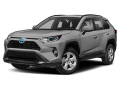 New 2019 Toyota RAV4 Hybrid XLE SUV for sale in Twin Falls ID