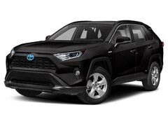 New 2019 Toyota RAV4 Hybrid JTMRWRFV2KD018413 TT9286 for sale in Kokomo, IN