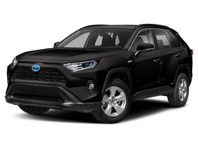 New 2019 Toyota RAV4 Hybrid XLE SUV Sandusky