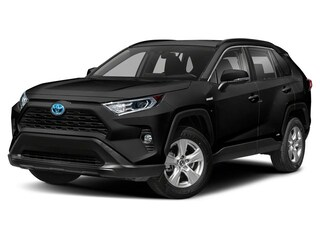 New 2019 Toyota RAV4 Hybrid XLE SUV for sale near you in Boston, MA