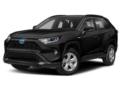 New 2019 Toyota Rav4 Hybrid For Sale In The Buffalo Ny