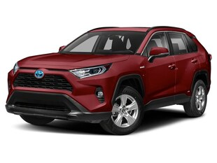 2019 Toyota RAV4 Hybrid XLE SUV
