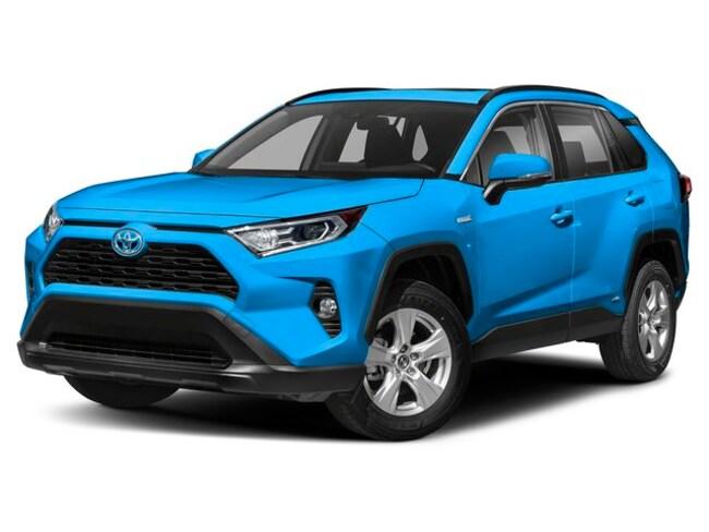 New 2019 Toyota RAV4 Hybrid XLE SUV in Vienna, VA