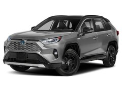 New 2019 Toyota RAV4 Hybrid XSE SUV for sale in Sumter, SC