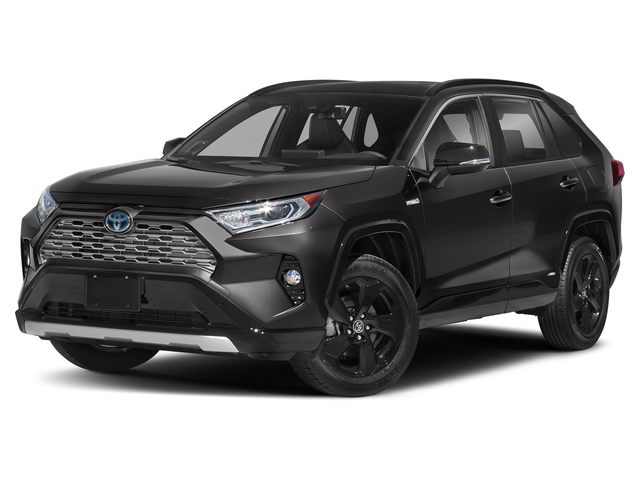 New 2019 Toyota RAV4 Hybrid For Sale in Streamwood, IL