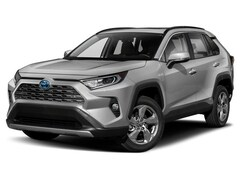 New 2019 Toyota RAV4 Hybrid Limited SUV for sale in O'Fallon, IL