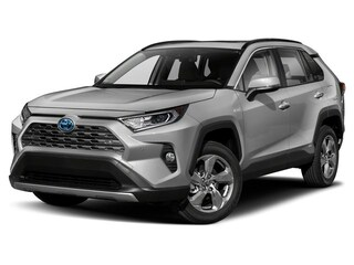 New 2019 Toyota RAV4 Hybrid Limited SUV for sale near you in Boston, MA