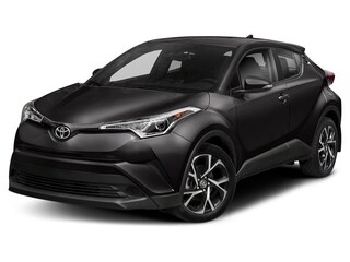 New 2019 Toyota C-HR LE SUV Carlsbad
