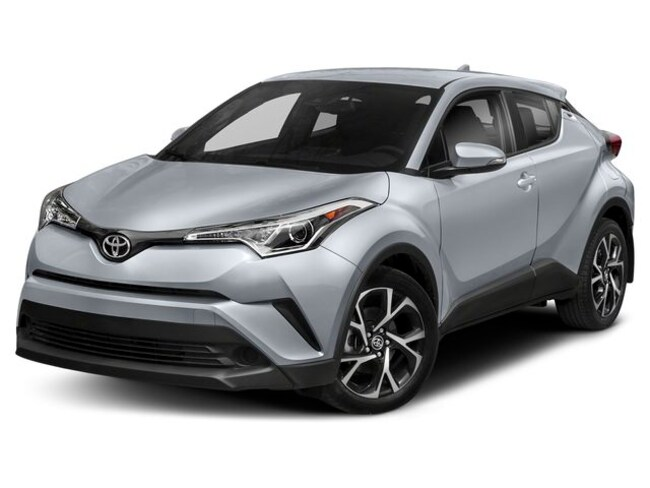 New 2019 Toyota C-HR Limited SUV Colorado Springs