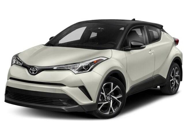 New 2019 Toyota C-HR Limited SUV Dallas