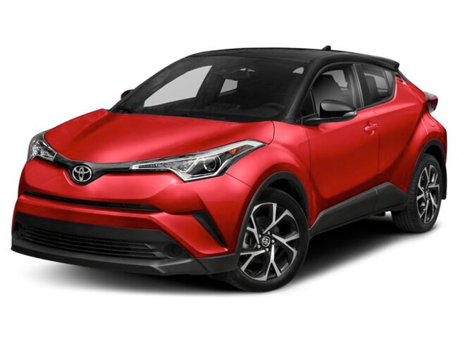 New 2019 Toyota C-HR Limited SUV Silver Spring, MD