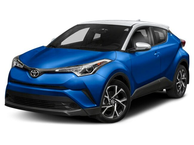New 2019 Toyota C-HR Limited SUV Dallas