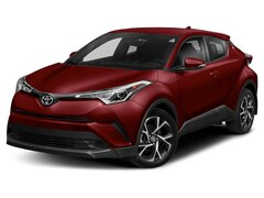 New 2019 Toyota C-HR Limited SUV in Laredo, TX