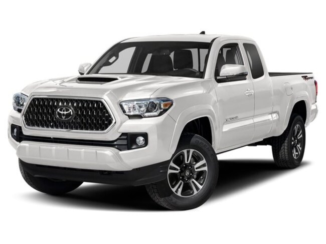 New 2019 Toyota Tacoma TRD Sport V6 Truck Access Cab in Oakland, CA