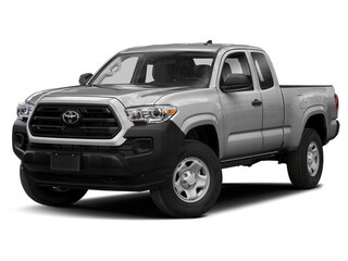 New 2019 Toyota Tacoma SR Access Cab 6 Bed I4 AT Truck Access Cab