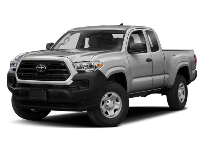 New 2019 Toyota Tacoma SR5 Truck Access Cab near Boston