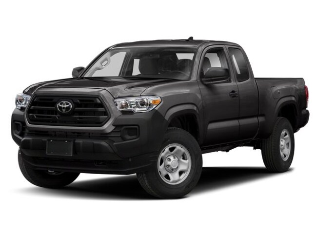 New 2019 Toyota Tacoma SR5 V6 Truck Access Cab near Boston