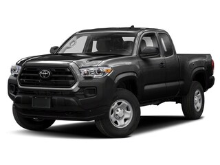 New 2019 Toyota Tacoma SR5 Access Cab 6 Bed V6 AT Truck Access Cab