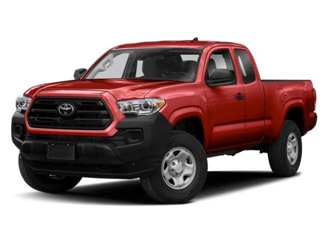 New Vehicle 2019 Toyota Tacoma SR5 Truck Access Cab For Sale in Coon Rapids, MN