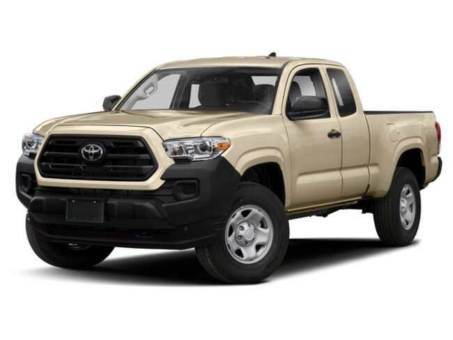 New 2019 Toyota Tacoma SR5 V6 Truck Access Cab Westminster
