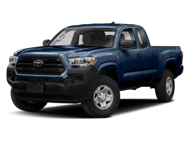 2019 Toyota Tacoma SR5 4D Access Cab For Sale in Redwood City, CA