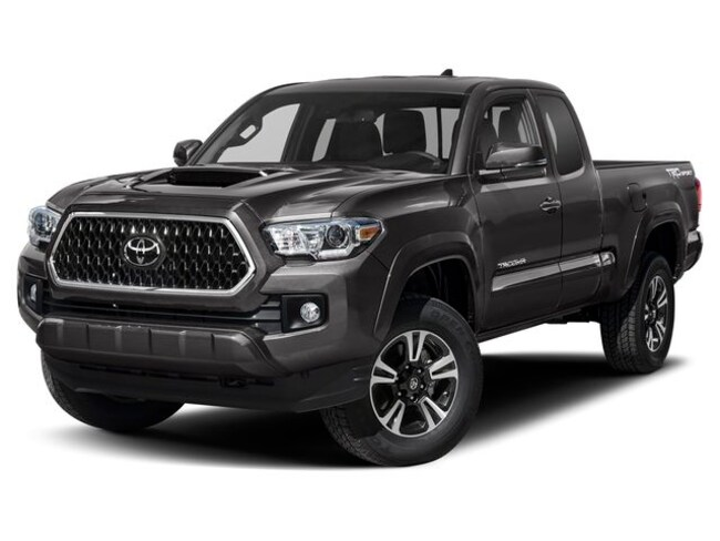 New 2019 Toyota Tacoma TRD Sport V6 Truck Access Cab Doylestown