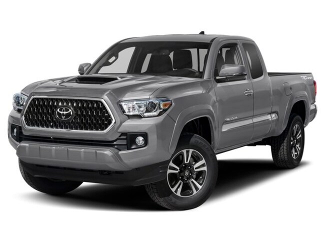 New 2019 Toyota Tacoma TRD Sport V6 Truck Access Cab in Annapolis