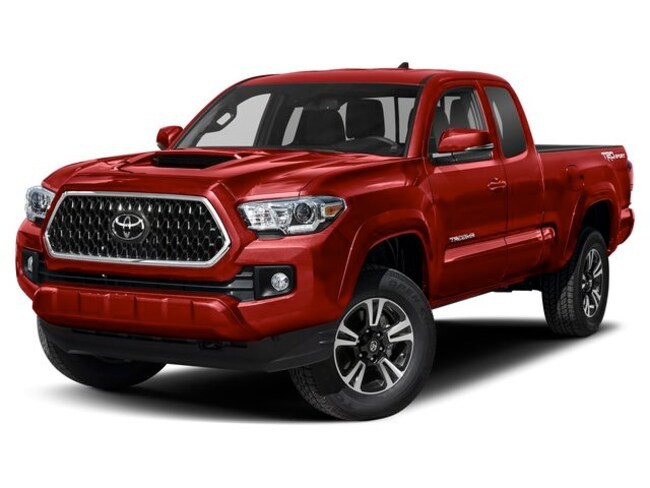 New 2019 Toyota Tacoma TRD Sport V6 Truck Access Cab for sale in Boston MA