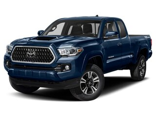 New 2019 Toyota Tacoma TRD Sport V6 Truck Access Cab