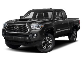 New 2019 Toyota Tacoma TRD Sport V6 Truck Access Cab for sale near Boston, MA