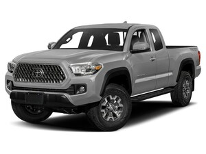 2019 Toyota Tacoma TRD OFF Road Access CAB 6