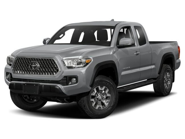 2019 Toyota Tacoma TRD Off Road V6 Truck Access Cab