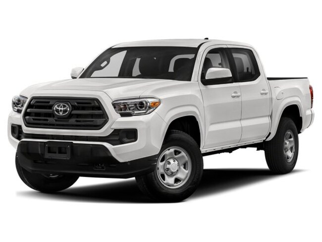 New Toyota 2019 Toyota Tacoma SR5 Truck Double Cab 5TFAX5GN8KX142329 for sale near you in Lemon Grove, CA