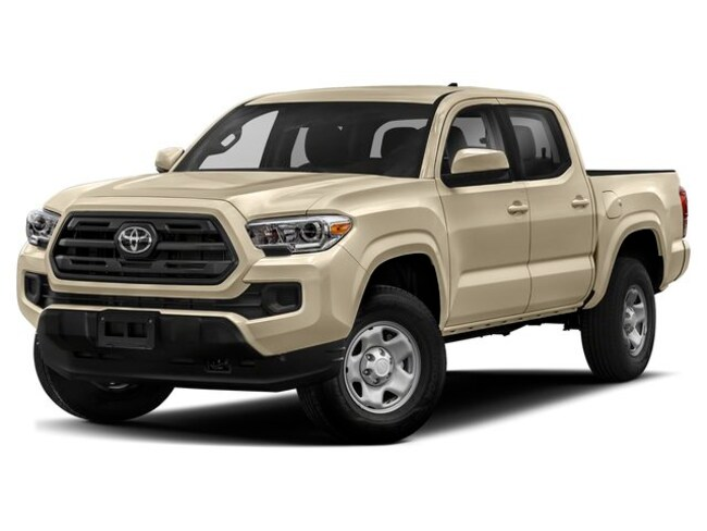 New 2019 Toyota Tacoma SR5 V6 Truck Double Cab in Bossier City, LA