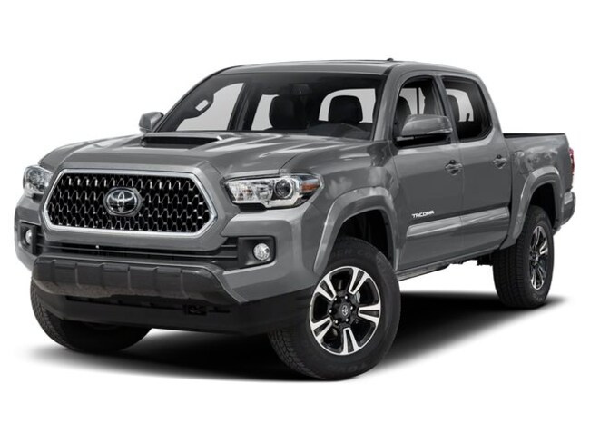 New Toyota 2019 Toyota Tacoma TRD Sport V6 Truck Double Cab for sale in Corona, CA
