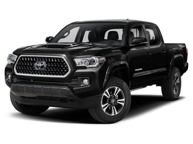 New 2019 Toyota Tacoma TRD Sport V6 Truck Double Cab in Laredo, TX
