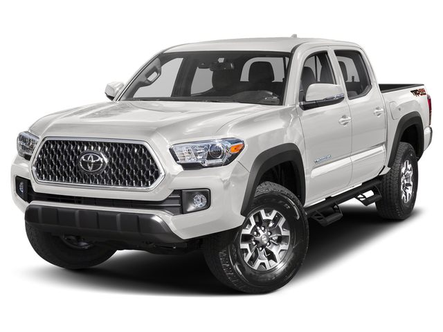 2019 Toyota Tacoma TRD Off Road 4x2 TRD Off Road Double Cab 5.0 Ft