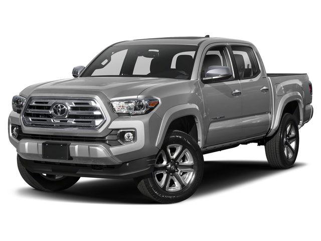 2019 Toyota Tacoma Limited V6 Truck Double Cab
