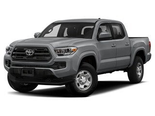 New 2019 Toyota Tacoma SR5 V6 Truck Double Cab in Portsmouth, NH