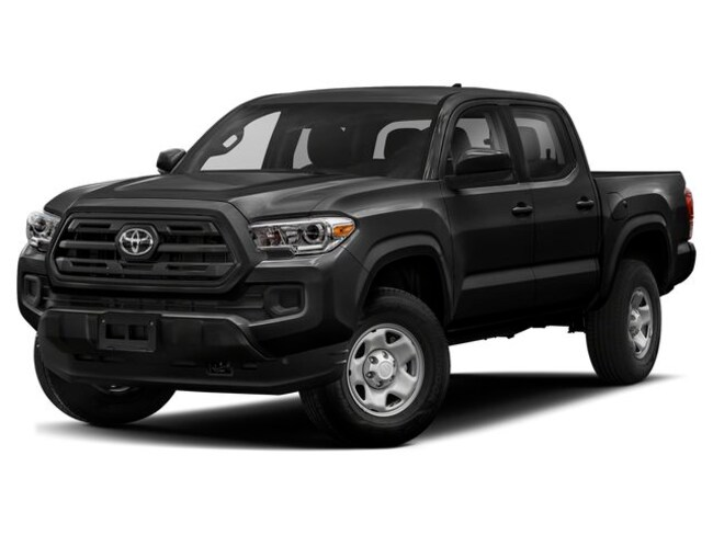 New 2019 Toyota Tacoma SR5 Truck Double Cab For Sale/Lease Westerly, RI