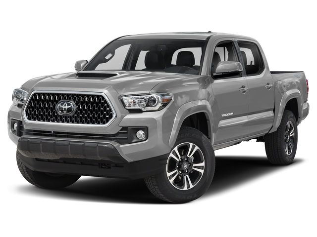 New 2019 Toyota Tacoma TRD Sport V6 Truck Double Cab Latham