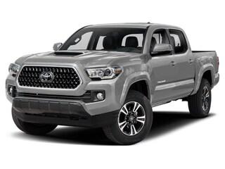 New 2019 Toyota Tacoma TRD Sport V6 Truck Double Cab