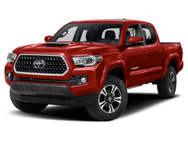 2019 Toyota Tacoma D-5 V6 6M SPT Truck Double Cab