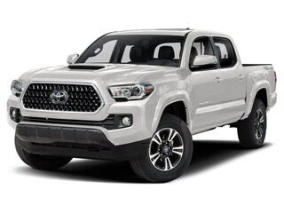 New 2019 Toyota Tacoma TRD Sport V6 Truck Double Cab for Sale in Marion