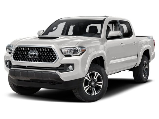 New Toyota vehicle 2019 Toyota Tacoma TRD Sport Truck Double Cab for sale in Peoria, AZ near Phoenix